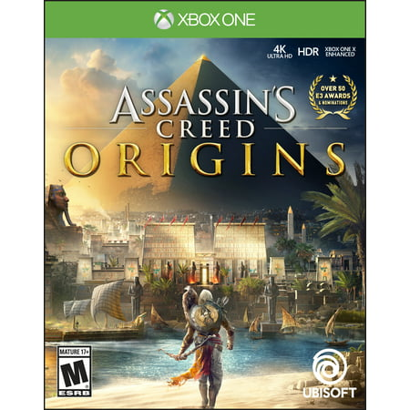 Assassin's Creed: Origins, Ubisoft, Xbox One, 887256028459](Assassin's Creed Hidden Blade)