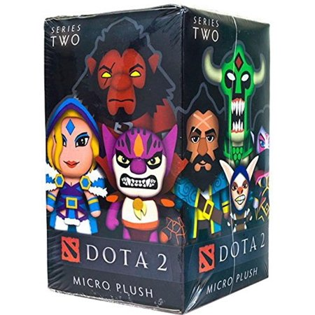 DOTA 2 Series 2 Blind Box Micro Plush - Dota 2 Halloween Items