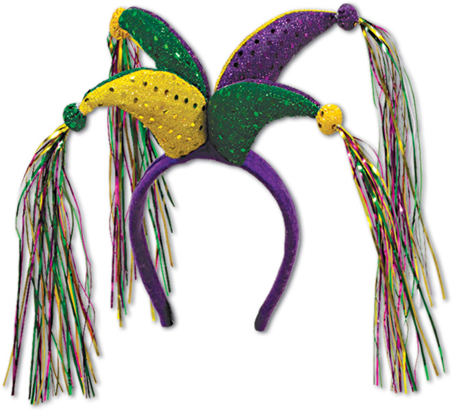 Ddi Jester Headband (pack Of 36)