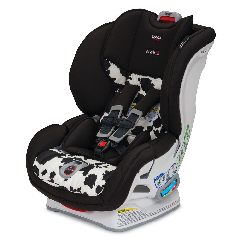 Britax Marathon ClickTight Convertible Car Seat ...
