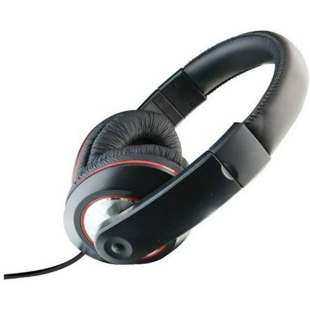 iLive IAHV62B DJ Headphones with Volume (Best Dj Headphone)