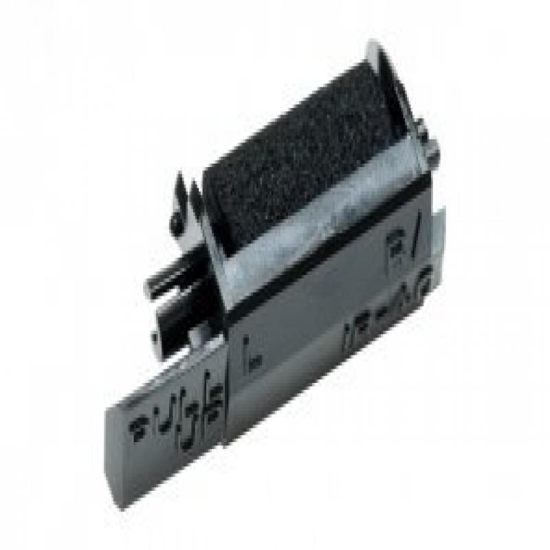"""""""Package of Five"""" Sharp XE-A107 Cash Register Ink Roller, Black, Compatible by"""