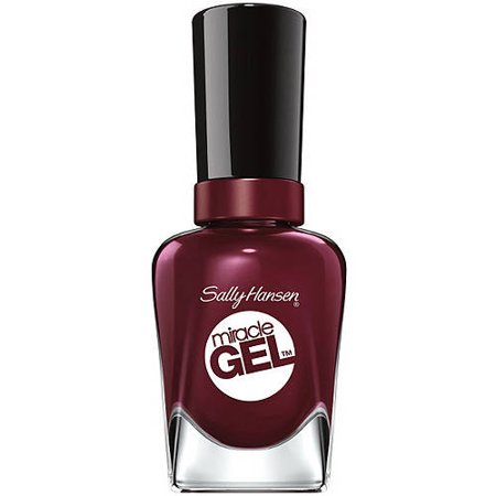 Sally Hansen Miracle Gel Color Nail, Stock Vin 0,5 fl oz