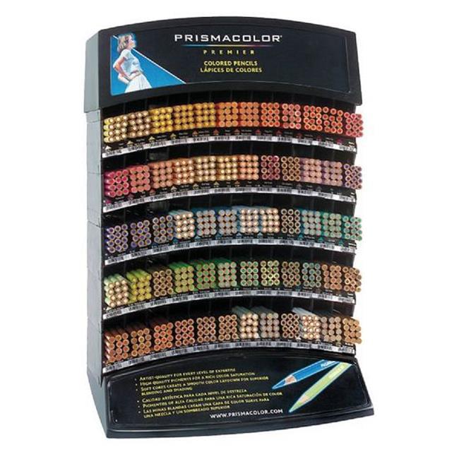 Prismacolor PC60D Premier Colored Pencil Display Assortment