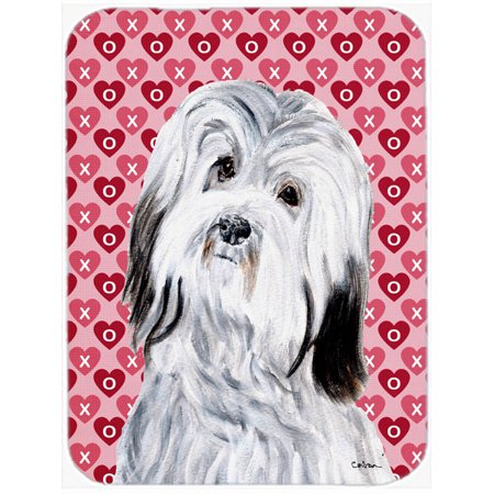 Havanese Hearts and Love Mouse Pad, Hot Pad or Trivet SC9713MP