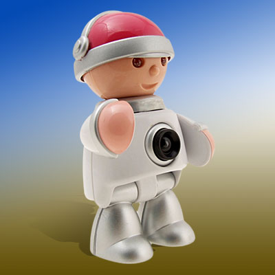 Lovely Boy USB 1.3 Mega Pixel PC Webcam Video Camera