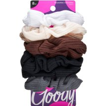 Hair Accessories: Goody Ouchless Scrunchies