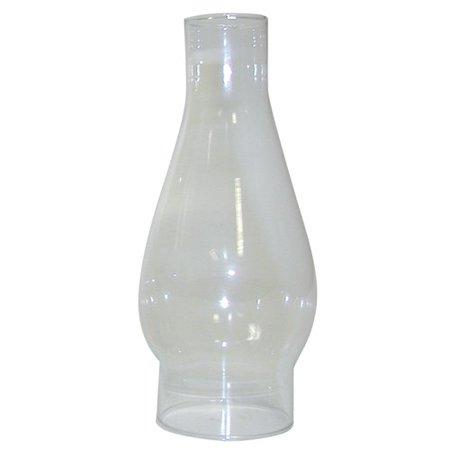 Chamber Glass (LamplightFarms Glass Chimney Chamber (Set of)