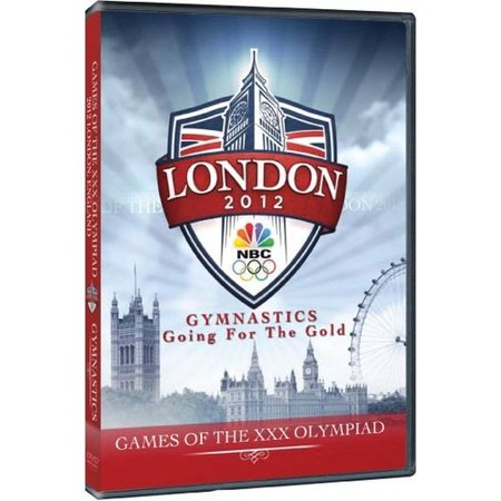 2012 London Olympics: Team Usa Gold Medal Champions Dvd USA VIDOLYMPIC12USA