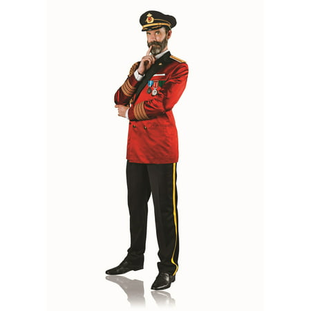 Captain Obvious Mens Costume - Aladdin Costumes For Men
