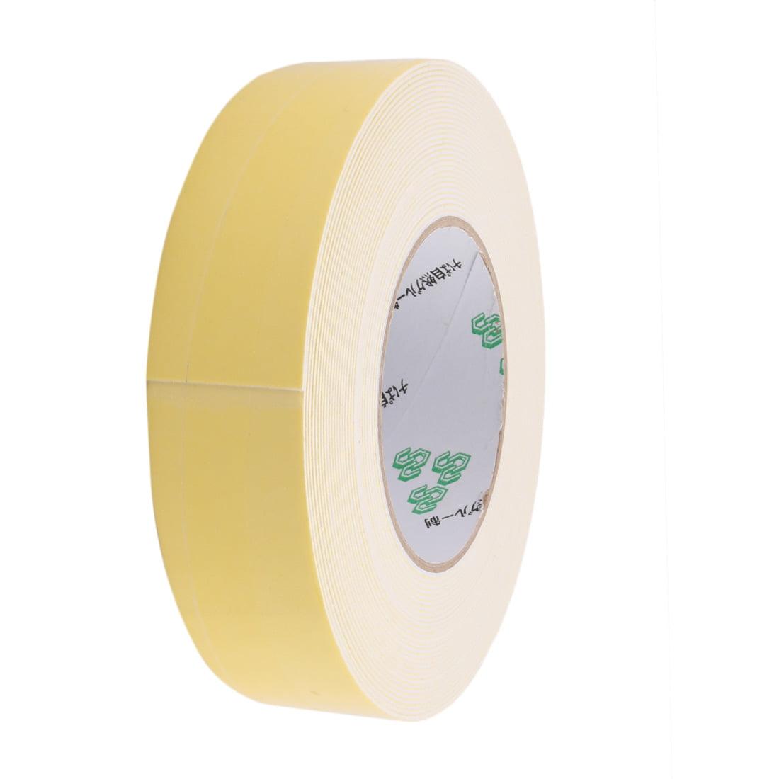 30mm Width 1mm Thickness EVA Single Side Sponge Foam Tape 10 Meters Length