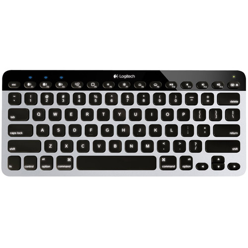 Logitech Bluetooth Easy-Switch Keyboard for Mac