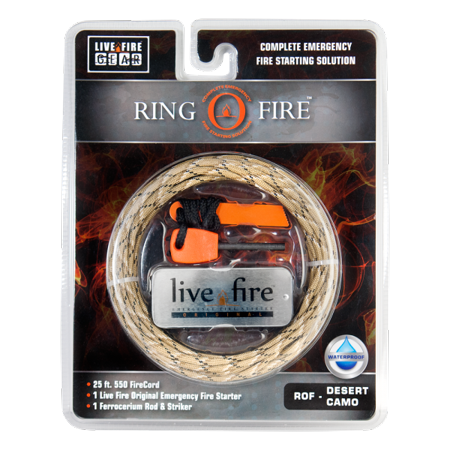 Live Fire Ring O Fire