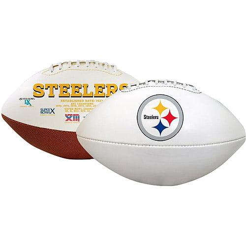 Rawlings Pittsburg Steelers Signature NFL Footballs