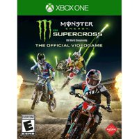 Monster Energy Supercross Official Game, Square Enix, Xbox One, 662248920474