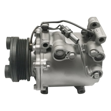 RYC Remanufactured AC Compressor and A/C Clutch GG483 Fits Sebring Stratus Eclipse Galant Lancer Mirage (Mitsubishi Galant A/c Compressor)
