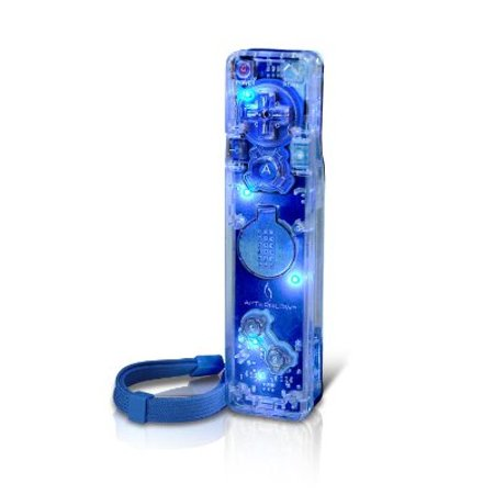 Afterglow Aw 1 Remote For Wii   Blue