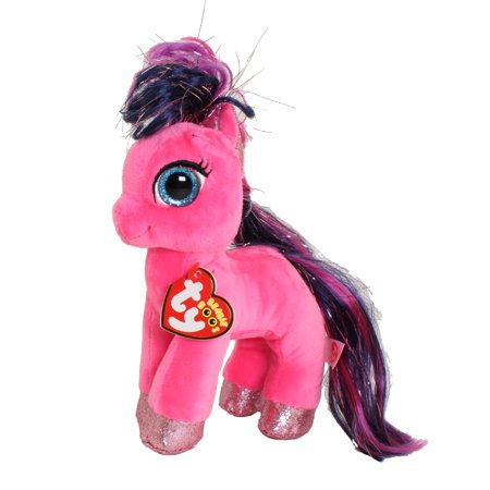 a8e79bb2551 TY Beanie Boos - RUBY the Pink Horse (Regular Size - 6 inch) Image