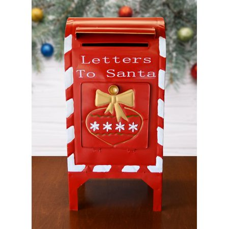 The Holiday Aisle Letters to Santa Mailbox
