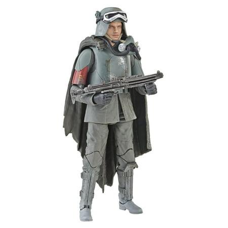 Star Wars The Black Series Han Solo (Mimban) 6-inch