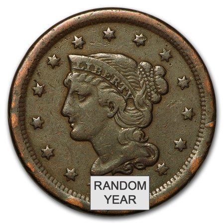 1808-1857 Large Cents (Culls) 1864 2 Cent Coin