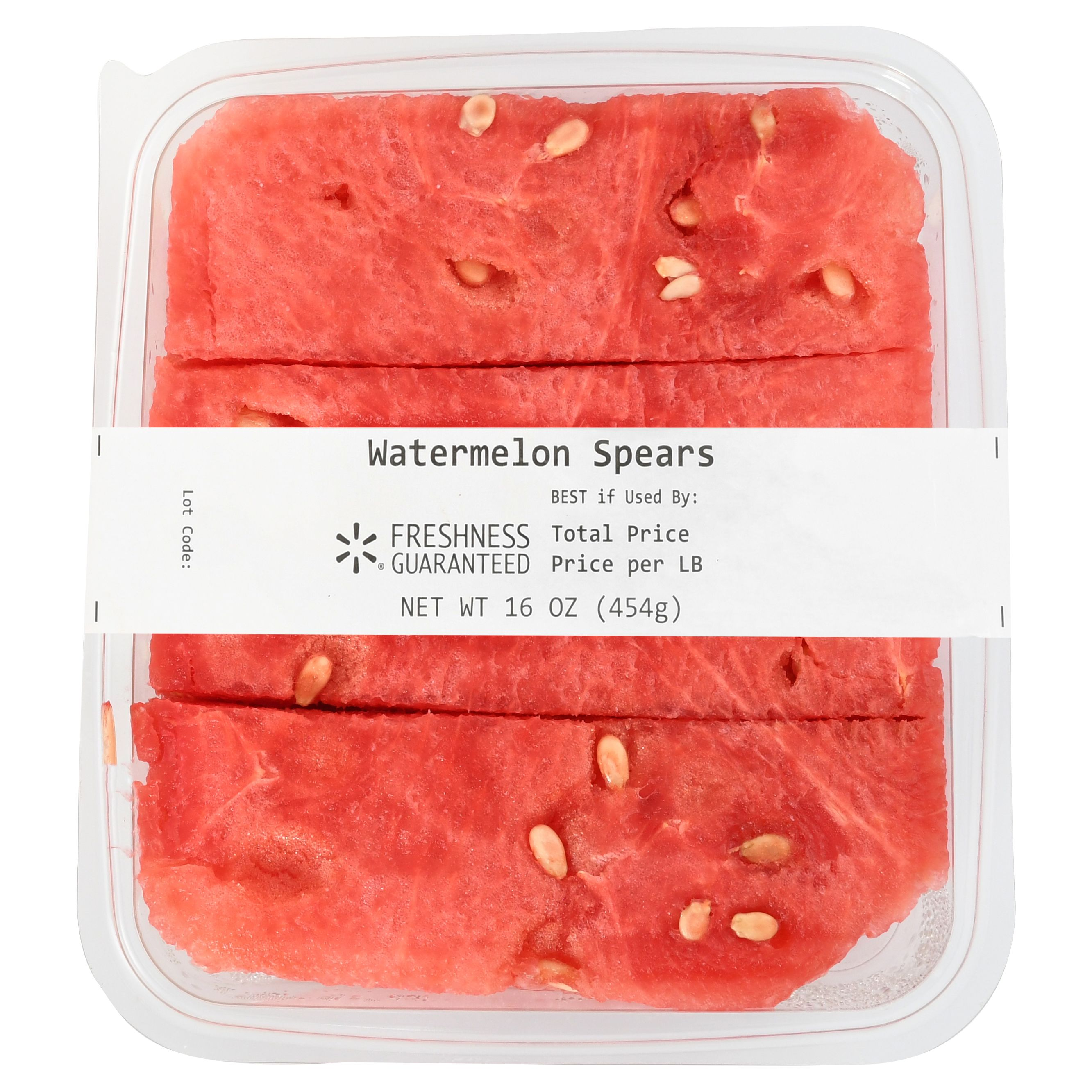 Watermelon Spears, 16 oz