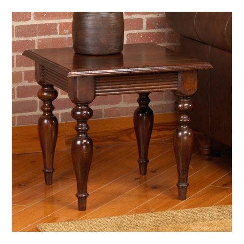 William Sheppee Calcutta End Table by William Sheppee