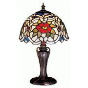 Renaissance Rose Mini Table Lamp