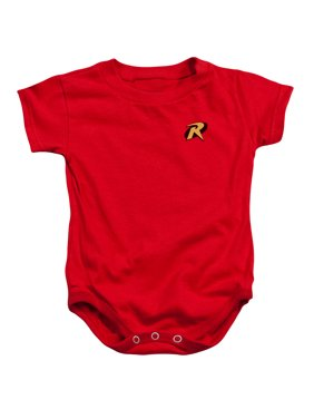 Batman - Robin Logo - Infant Snapsuit - 6 Month