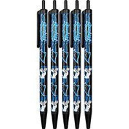 NFL 5 Pack of Retractable Click Pens []