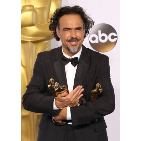Alejandro G Inarritu Winner Of Best Original Screenplay Best Director And Best Motion Picture For Birdman In The Press Room For The 87Th Academy Awards Oscars 2015 - Press Room The Dolby Theatre At (Award For Best Screenplay)