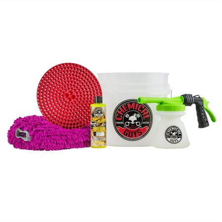 Chemical Guys HOL324 Torq Snow Blaster R1 Foam Gun Truck Wash Starter Kit (5 Items), 16. - Chemical Starter Kit