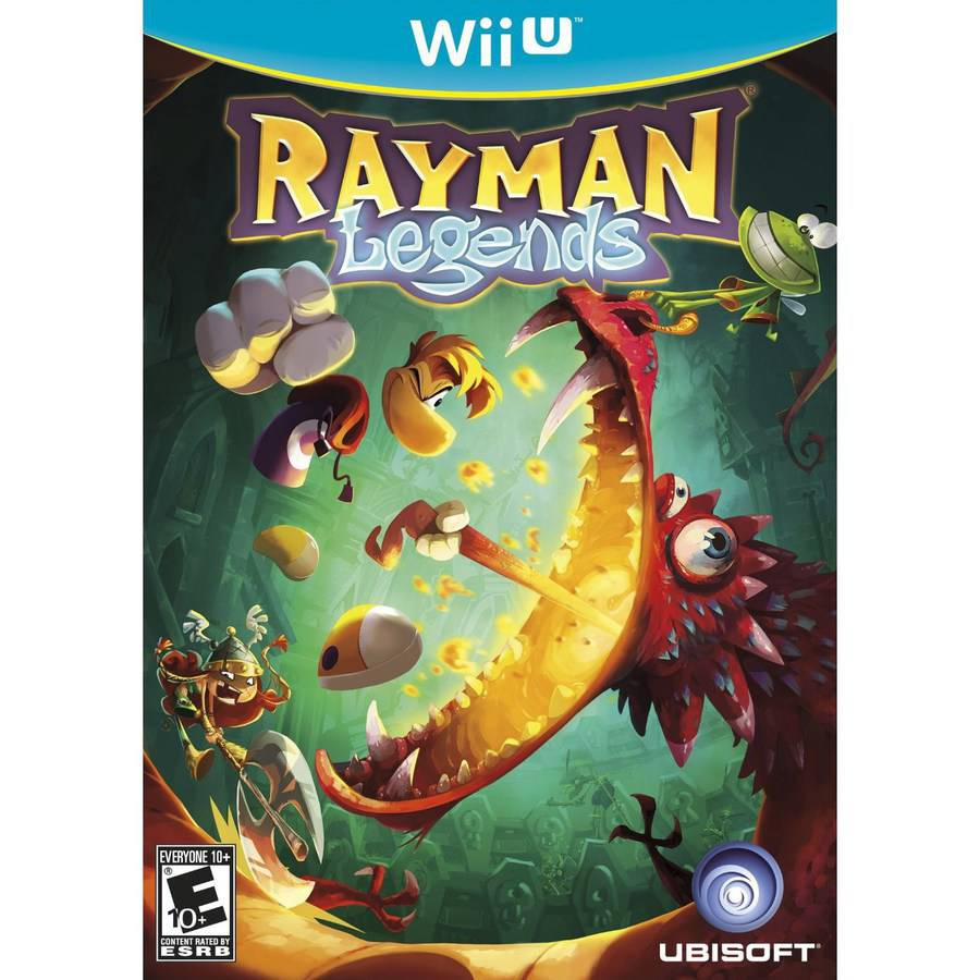 Rayman Legends (Wii U) - Pre-Owned