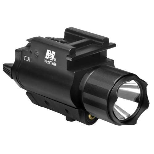 Red Laser Sight with 3W Light Combo AQPFLS