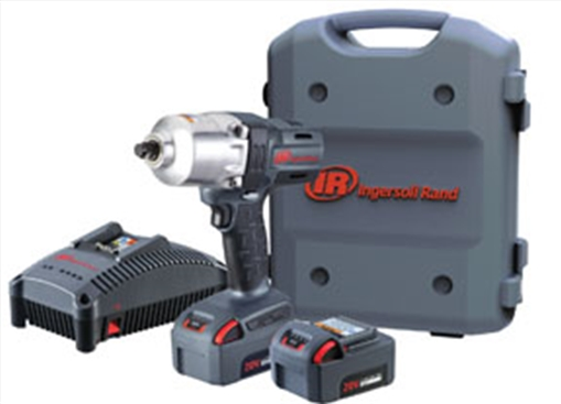 "Ingersoll Rand W7150-K22 1 2"" Cordless Impact Wrench Standard Anvil Two Battery Kit with Universal... by Ingersoll Rand"