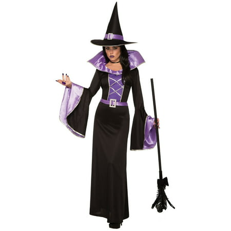Womens Fantasy Sorceress Halloween Costume