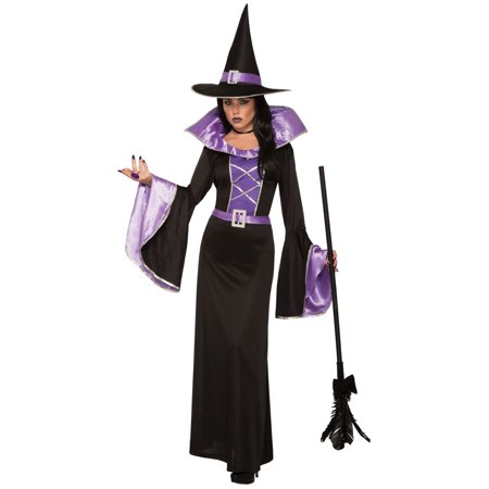 Womens Fantasy Sorceress Halloween Costume - Halloween Fantasy Hairstyles
