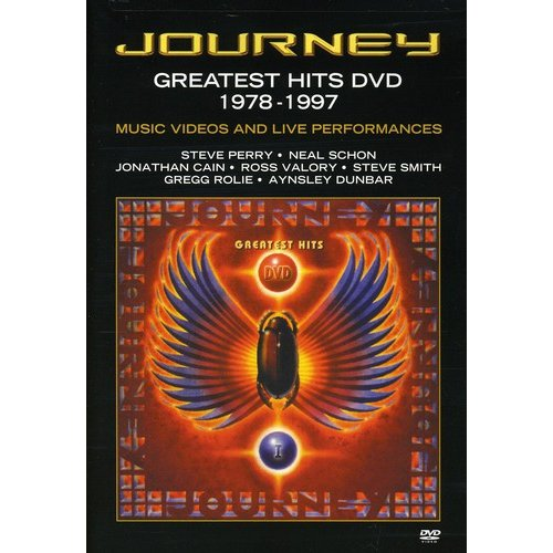 Greatest Hits DVD 1978-1997: Videos and Live Performances (Music DVD)