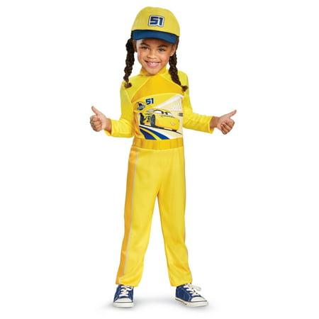 Disney Cars 3 Cruz Classic Toddler Costume](Race Car Costume)