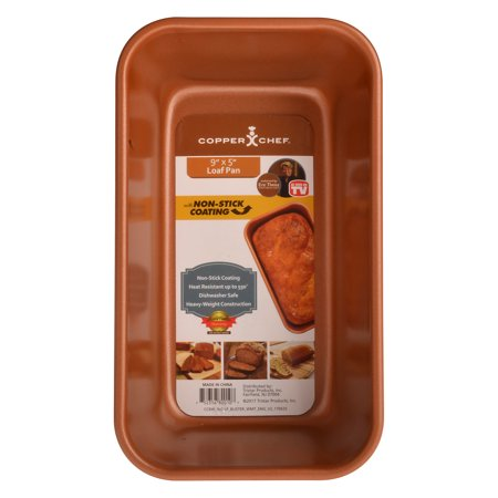 - Copper Chef Loaf Pan, 1 Each