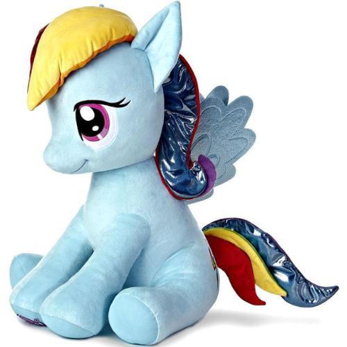 "Rainbow Dash My Little Pony 26"" Stuffed Animal by Aurora Plush (15616) by Aurora Plush"