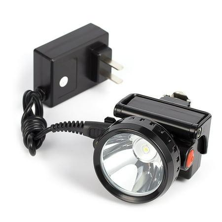 Kohree 3W KL2.8LM LED Miner Headlight Lamp 2000/15000 Lux Mining Light Cap Lamp Explosion Shock (Explosion Proof Fixtures)