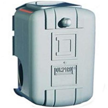 Square D Pumptrol FSG2J21M1BP Pressure Switch, 115/230 V, 1/4-18 NPS Female ()