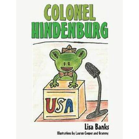Colonel Hindenburg - eBook - Colonel Sanders Kids