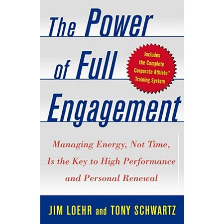 The Power of Full Engagement - eBook (The Power Of The Powerless Full Text)