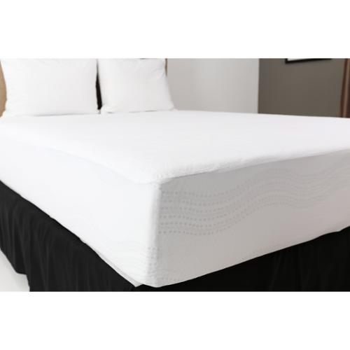 Somette Liquid-Block Hypoallergenic Mattress Protector Twin