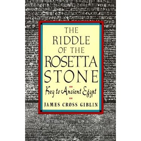 The Riddle of the Rosetta Stone ()