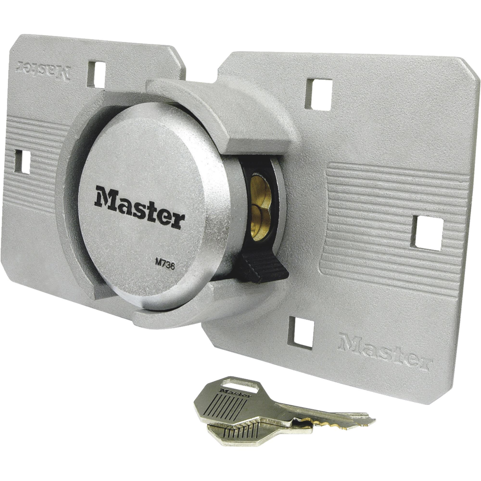 Master Lock Magnum Hasp Lock