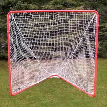 Practice Lacrosse Net - Halloween Lacrosse Practice