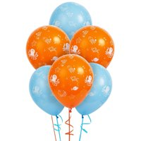 Octonauts Party Supplies 12 Latex Balloons